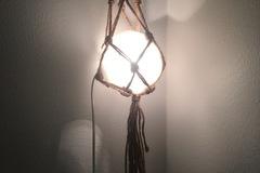 Myydään: Lamp for sale!