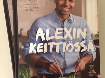 Myydään: Alex Nurmi: Alexin keittiössä