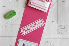 Vente au détail: Marque-pages 'Lady Catherine'