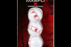 Selling: Maxfli Alignment Golf Balls