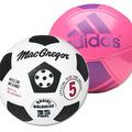 Sell: MacGregor, Adidas & Anaconda Soccer Balls, All Brand New!