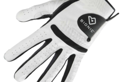 Selling: Bionic Men's RelaxGrip Black Palm Golf Glove - Left