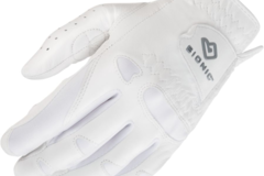 Selling: Bionic Women's StableGrip with Natural Fit Golf Glove - Left
