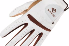 Selling: Bionic Women's RelaxGrip Caramel Palm Golf Glove - Left