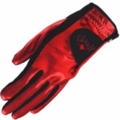 Selling: Glove It Women's Clear Dot Golf Glove – Red/Black - Left