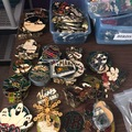 Sell: Sun catchers. Beautiful lot of 100 pieces.