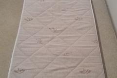 Myydään: A spring mattress (80x200x16)
