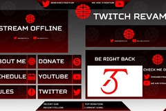 Graphics Packs: Twitch Revamp Package