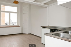 Renting out: Fully equipped studio in vibrant Kallio, view over roofs