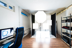 Renting out: 25 sqm work space in Kallio, free immediately !