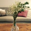 Ilmoitus: Sirot kukkamaljakot