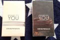 Venta: Perfumes Emporio Armani chica y chico