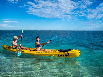 Hourly Rate: Double Kayak