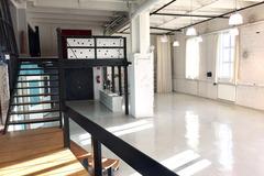 Renting out: Unique studio space in Kalasatama, desks available