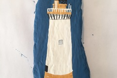 Selling: Slate Painting
