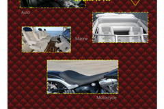 Offering: Mobile Marine Upholstery - Daytona Beach, FL