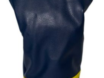 Selling: Team Golf Michigan Wolverines Vintage Driver Headcover