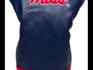 Selling: Team Golf Ole Miss Rebels Vintage Driver Headcover