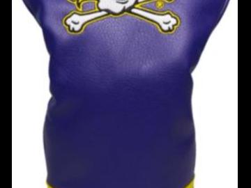 Selling: Team Golf East Carolina Pirates Vintage Driver Headcover