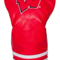 Selling: Team Golf Wisconsin Badgers Vintage Driver Headcover