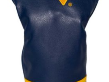 Selling: Team Golf West VA Mountaineers Vintage Driver Headcover