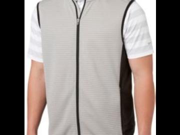 Selling: Slazenger Men's Quilted Golf Vest