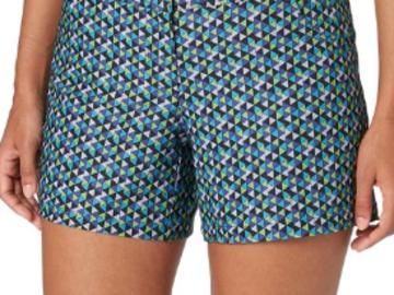 """Selling: Slazenger Women's City Lights Printed 5"""" Golf Shorts"""