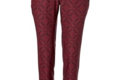 Selling: Slazenger Women's Structure Printed Ankle Golf Pants