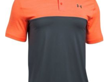 Selling: Under Armour Men's Playoff Blocked Golf Polo