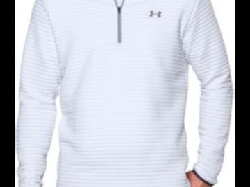 Selling: Under Armour Men's Tips Daytona Quarter-Zip Golf Pullover