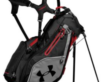 Selling: Under Armour Storm Match Play Stand Bag
