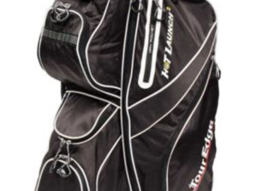Selling: Tour Edge Hot Launch 2 Cart Bag