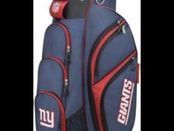 Selling: Wilson New York Giants Cart Golf Bag