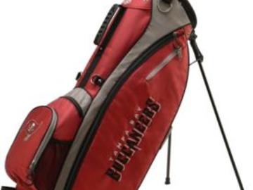Selling: Wilson Tampa Bay Buccaneers Stand Golf Bag
