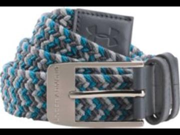 Selling: Under Armour Men's Braided Golf Belt