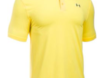 Selling: Under Armour Men's Playoff Vented Golf Polo