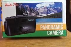 Myydään: New panoramic camera