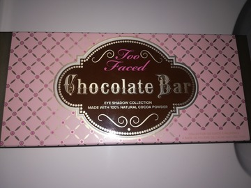 Venta: PALETA CHOCOLATE BAR TOO FACED