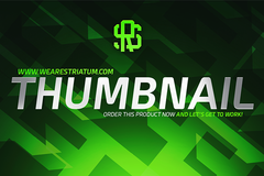 Graphic Project: Thumbnail