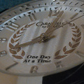 """Sell: 5 Bulova Uni-Sex """"One Day at a Time"""" Recovery Watches"""