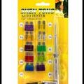 Bulk Lot: (204) Car Fuse Kits with Tester MSRP $1,009.80