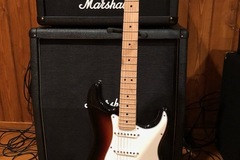 Renting out: American Fender Stratocaster with S-1 Switch