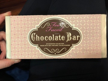 Venta: Paleta Chocolate Bar de Too Faced (original)