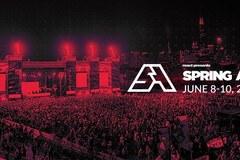 Selling Tickets: Spring Awakening Music Festival 2018: 3-day GA [6/8]