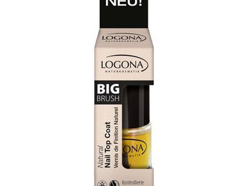 Venta: Top coat fijador esmalte natural LOGONA
