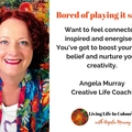 Services: FREE 30 minute Creative Life Coaching session