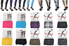 Bulk Lot: 120pc Mixed Style Women's Leggings