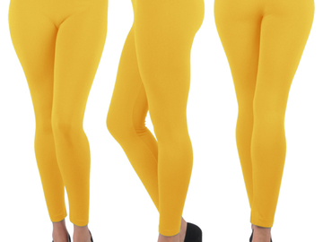 Sell: 120pc Mixed Style Women's Leggings