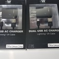 Bulk Lot: 32 Just Wireless Home Chargers iPhone Samsung
