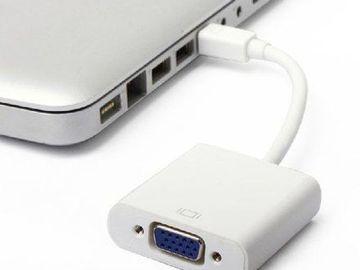 Myydään: Apple vga adaptor